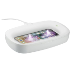 UV Phone Sterilizer with Wireless Charging Pad